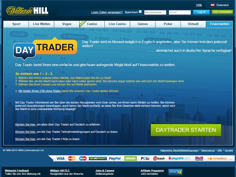William Hill Casino Download Deutsch