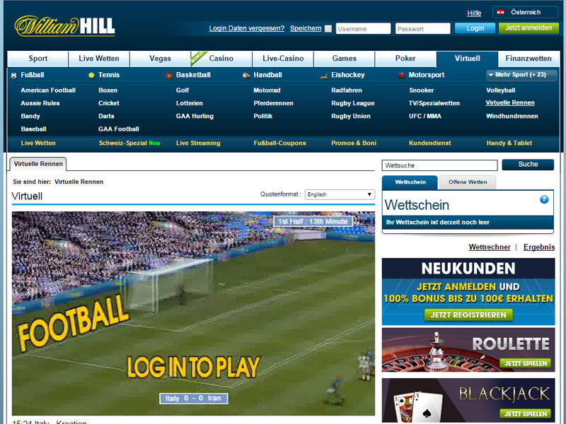online william hill casino slots online spielen